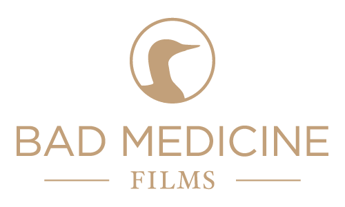 Bad Medicine Films Logo